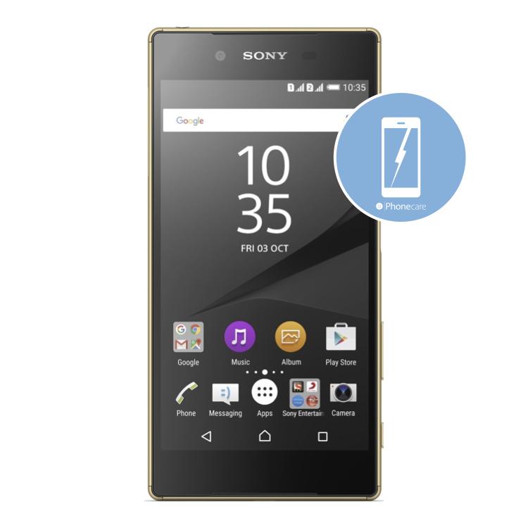 Austausch Displayeinheit Sony Xperia Z5