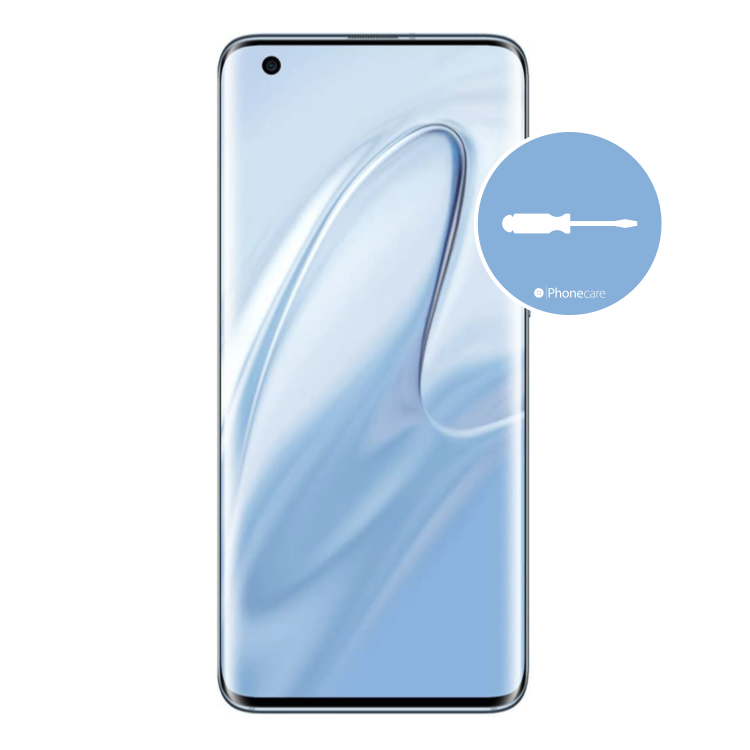 Austausch Powerbutton/Laut-Leiser Taste Xiaomi Mi 10 (M2001J2G)
