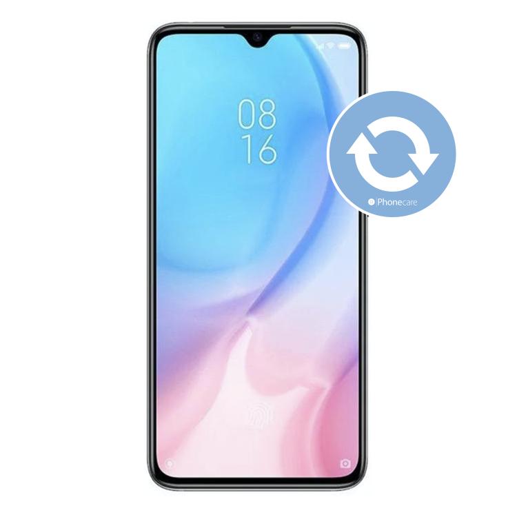 Datenübertragung Xiaomi Mi 9 Lite