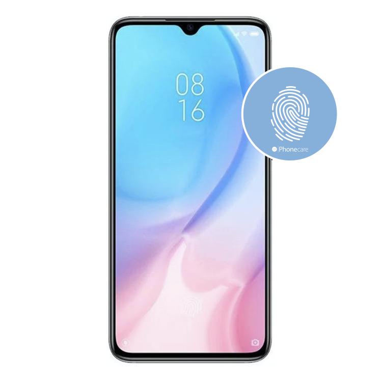 Austausch Fingerabdrucksensor / Fingerprint / Touch ID Xiaomi Mi 9 Lite (M1904F3BG)
