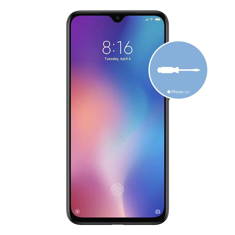Austausch Powerbutton/Laut-Leiser Taste Xiaomi Mi 9 SE (M1903F2G)