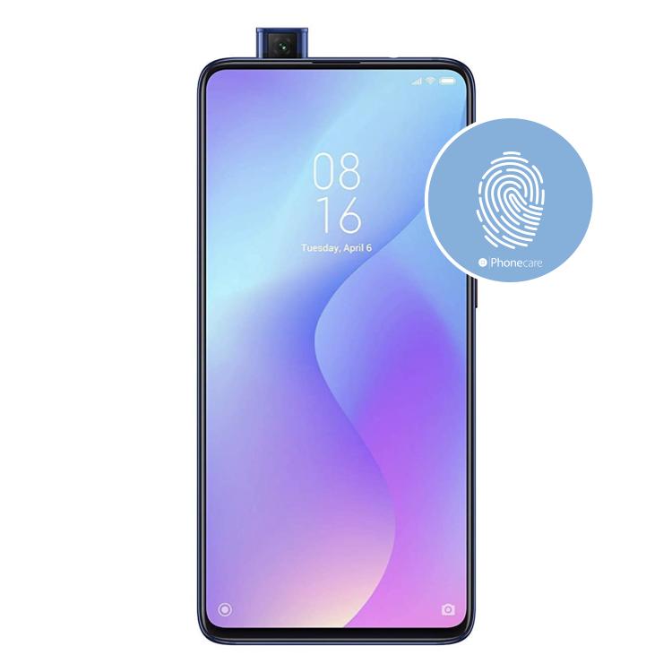 Austausch Fingerabdrucksensor / Fingerprint / Touch ID Xiaomi Mi 9T (M1903F10G)