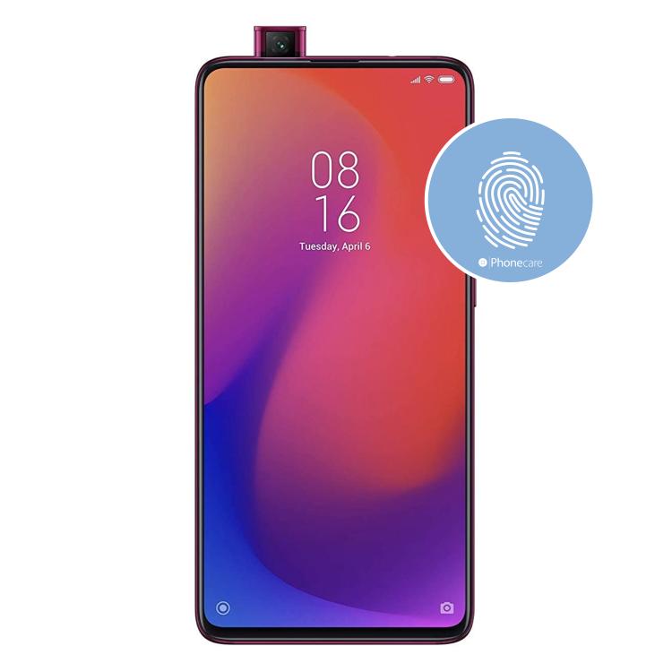 Austausch Fingerabdrucksensor / Fingerprint / Touch ID Xiaomi Mi 9T Pro (M1903F11G)