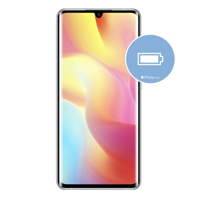 Austausch Akku Xiaomi Mi Note 10 Lite (M2002F4LG)