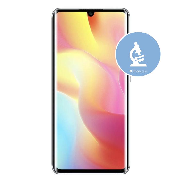 Diagnose Xiaomi Mi Note 10 Lite