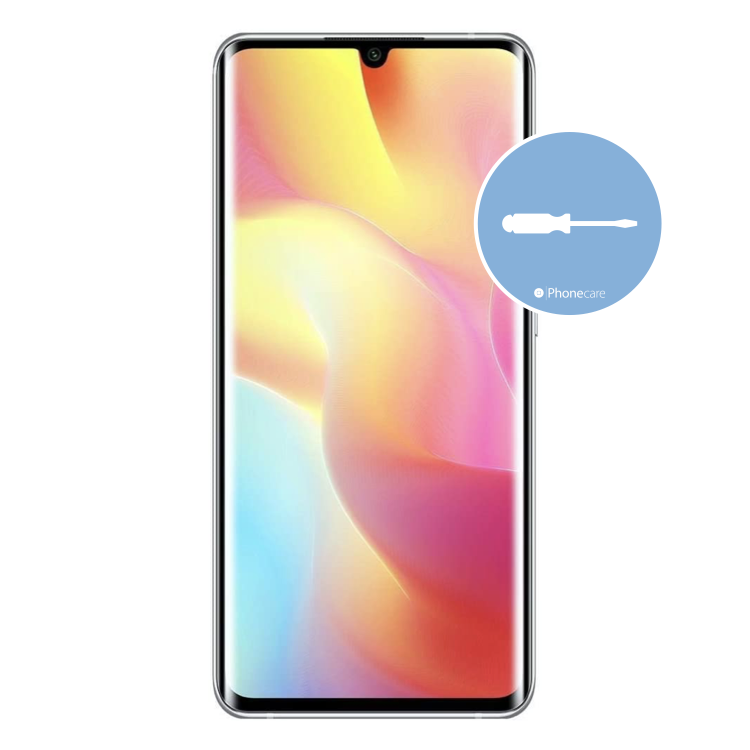 Austausch Powerbutton/Laut-Leiser Taste Xiaomi Mi Note 10 Lite (M2002F4LG)