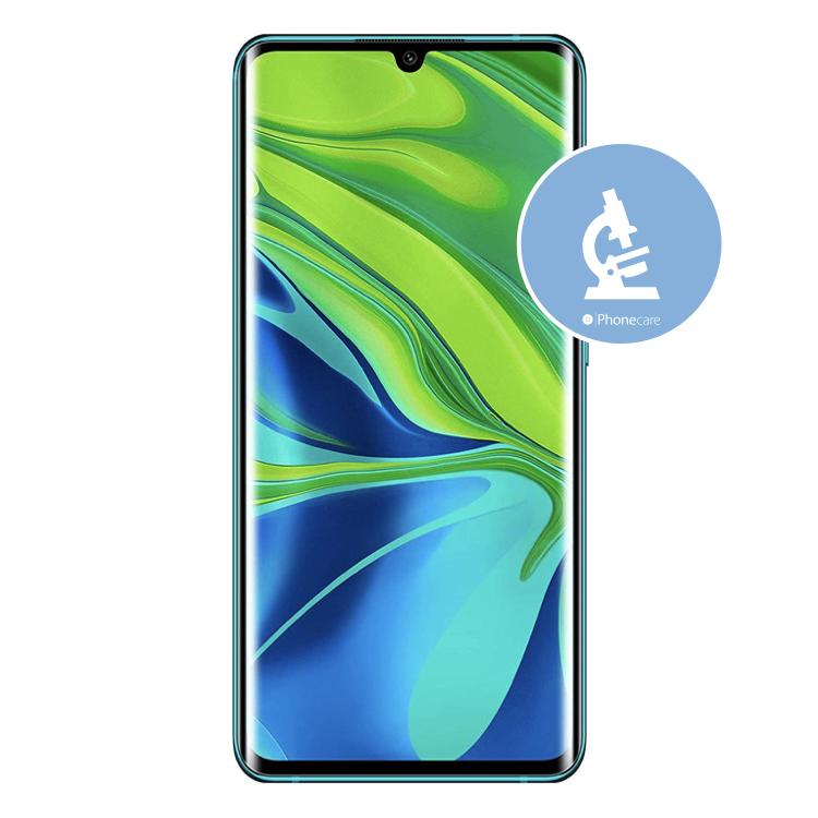 Diagnose Xiaomi Mi Note 10 Pro