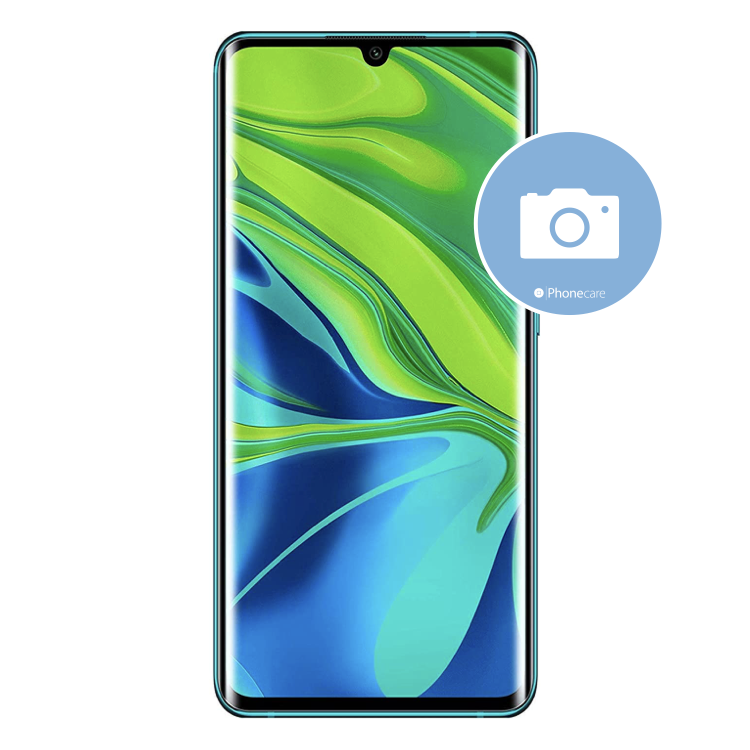 Austausch Hauptkamera Xiaomi Mi Note 10 Pro (M1910F4S)